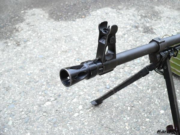 Пулемет Калашникова модернизированный - ПКМ фото 5