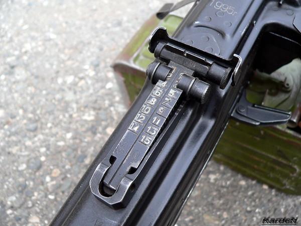 Пулемет Калашникова модернизированный - ПКМ фото 8