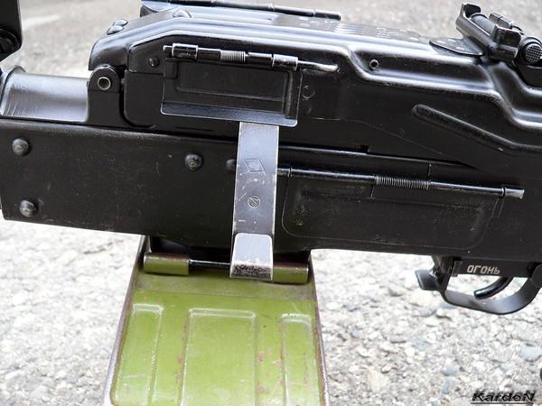 Пулемет Калашникова модернизированный - ПКМ фото 9