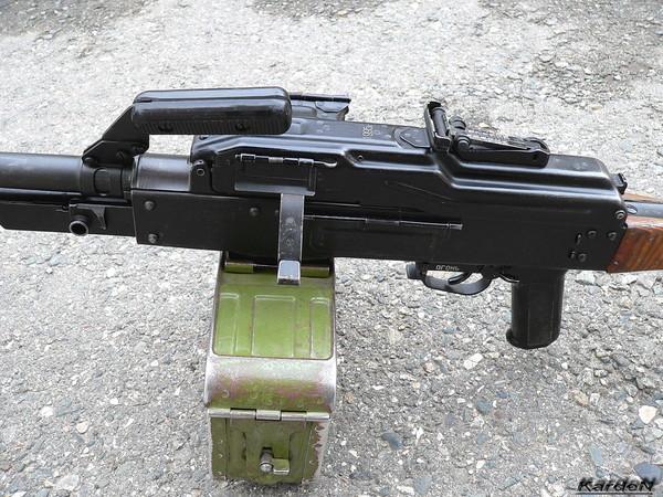 Пулемет Калашникова модернизированный - ПКМ фото 10