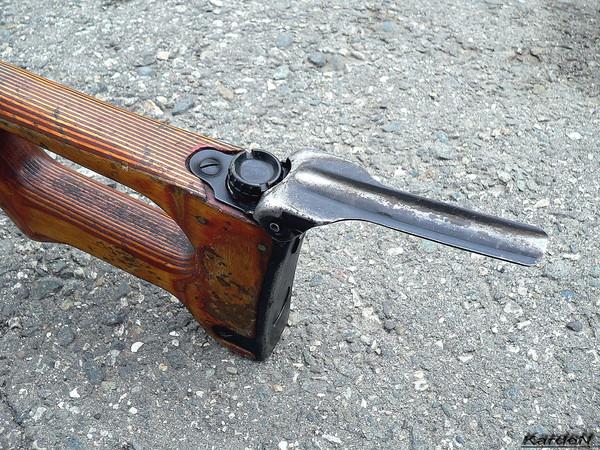 Пулемет Калашникова модернизированный - ПКМ фото 11
