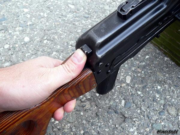 Пулемет Калашникова модернизированный - ПКМ фото 14