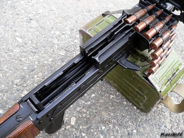 Пулемет Калашникова модернизированный - ПКМ фото 15