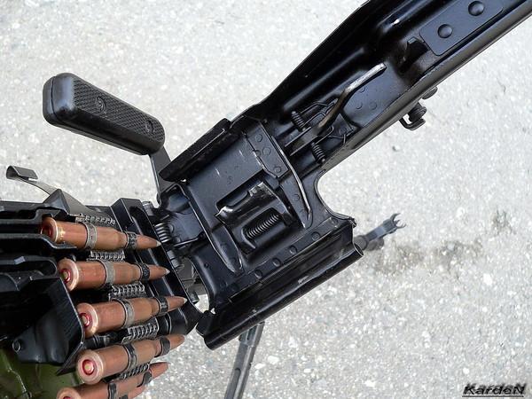 Пулемет Калашникова модернизированный - ПКМ фото 16