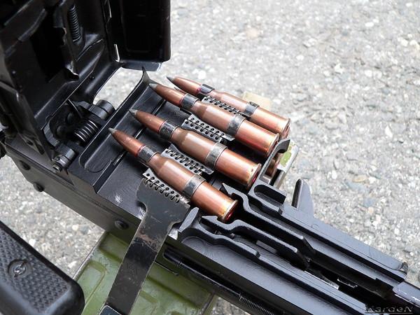 Пулемет Калашникова модернизированный - ПКМ фото 17