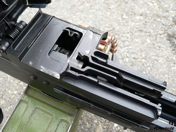 Пулемет Калашникова модернизированный - ПКМ фото 18