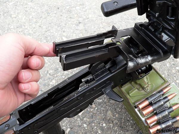 Пулемет Калашникова модернизированный - ПКМ фото 19