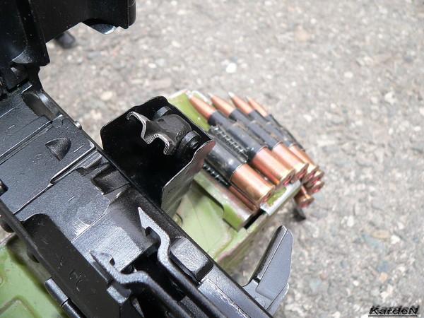 Пулемет Калашникова модернизированный - ПКМ фото 20