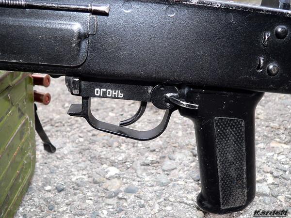 Пулемет Калашникова модернизированный - ПКМ фото 21