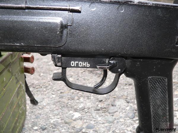 Пулемет Калашникова модернизированный - ПКМ фото 23