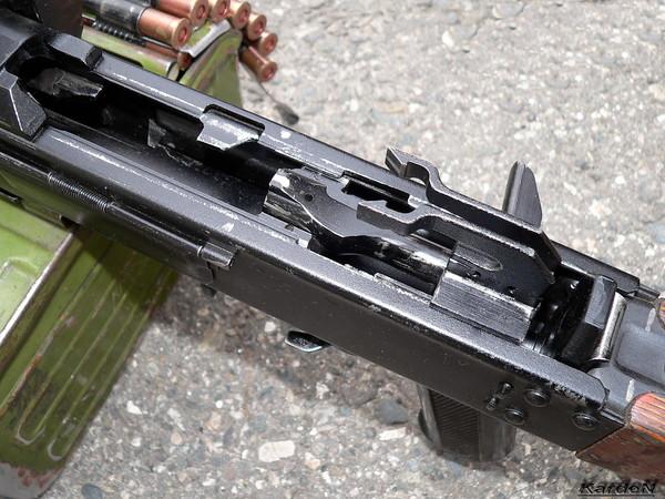 Пулемет Калашникова модернизированный - ПКМ фото 24