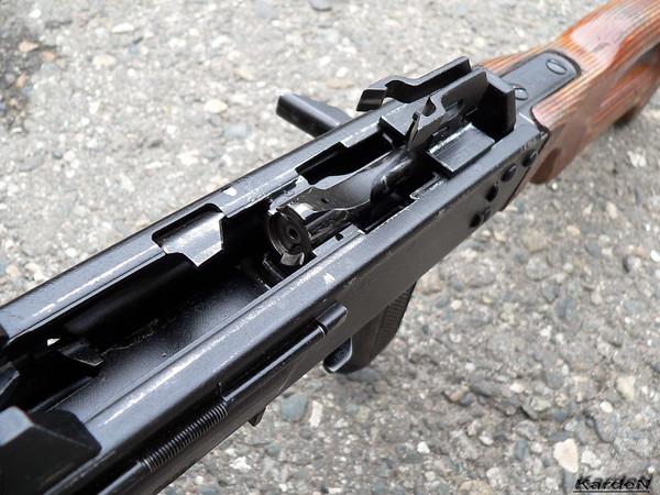Пулемет Калашникова модернизированный - ПКМ фото 25