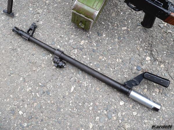 Пулемет Калашникова модернизированный - ПКМ фото 33