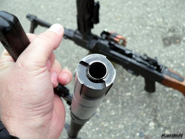 Пулемет Калашникова модернизированный - ПКМ фото 35