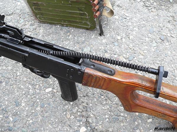 Пулемет Калашникова модернизированный - ПКМ фото 37