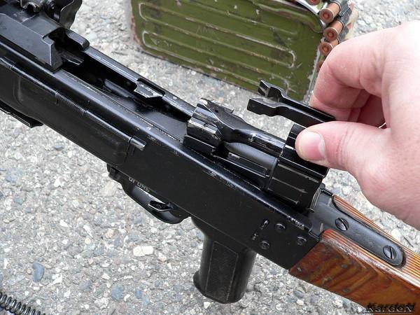 Пулемет Калашникова модернизированный - ПКМ фото 38