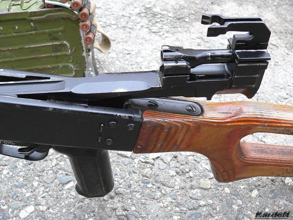 Пулемет Калашникова модернизированный - ПКМ фото 39
