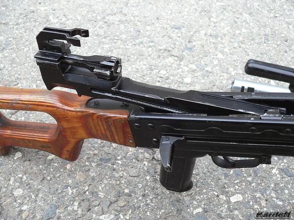 Пулемет Калашникова модернизированный - ПКМ фото 40