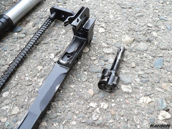 Пулемет Калашникова модернизированный - ПКМ фото 43