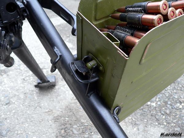 Пулемет Калашникова модернизированный - ПКМ фото 49