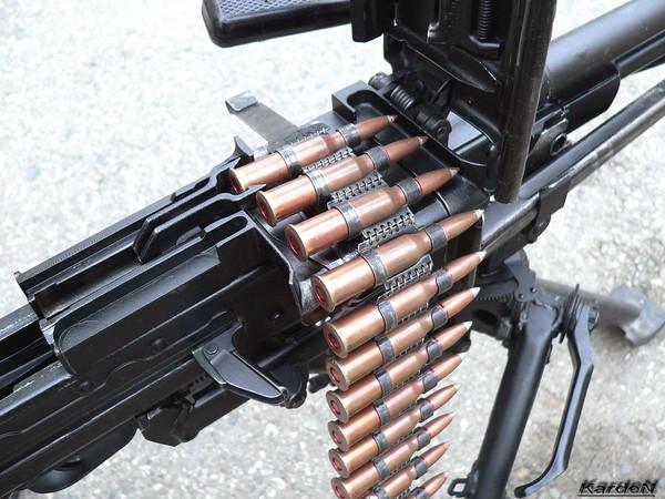 Пулемет Калашникова модернизированный - ПКМ фото 50