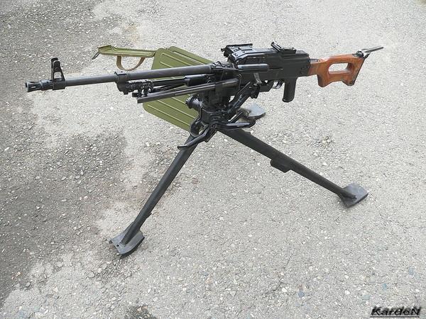 Пулемет Калашникова модернизированный - ПКМ фото 51