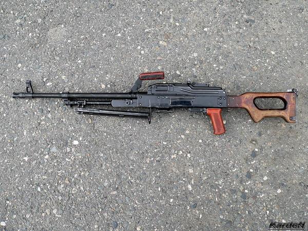 Пулемет Калашникова модернизированный - ПКМ фото 52