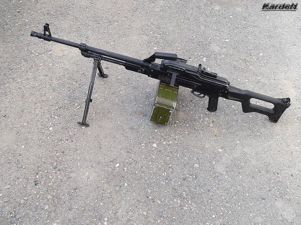 Пулемет Калашникова модернизированный - ПКМ фото 57