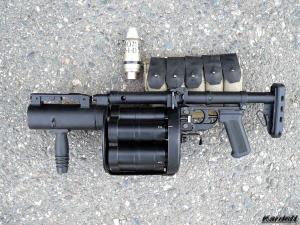 Ручной гранатомет - РГ-6 (6Г30) фото 1