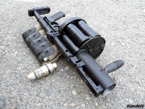 Ручной гранатомет - РГ-6 (6Г30) фото 3