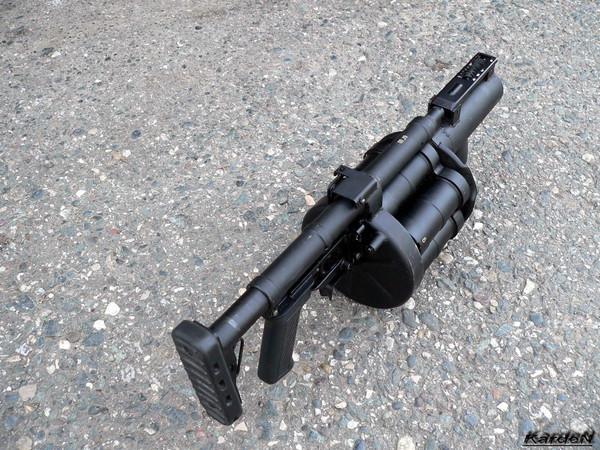 Ручной гранатомет - РГ-6 (6Г30) фото 5