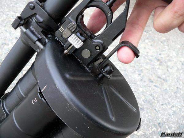 Ручной гранатомет - РГ-6 (6Г30) фото 12