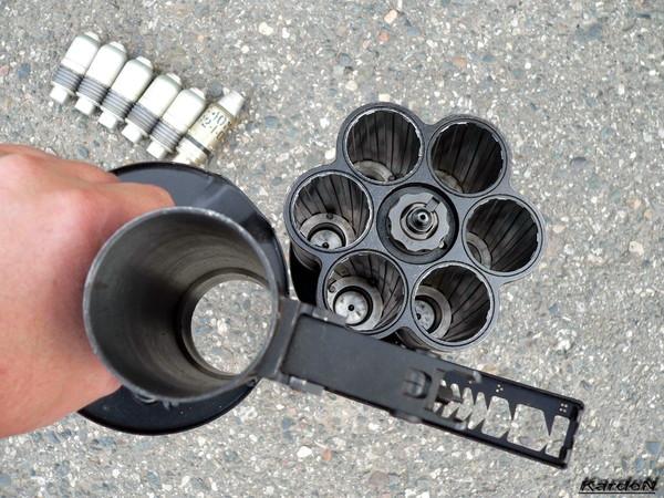 Ручной гранатомет - РГ-6 (6Г30) фото 15
