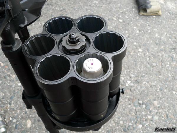 Ручной гранатомет - РГ-6 (6Г30) фото 17