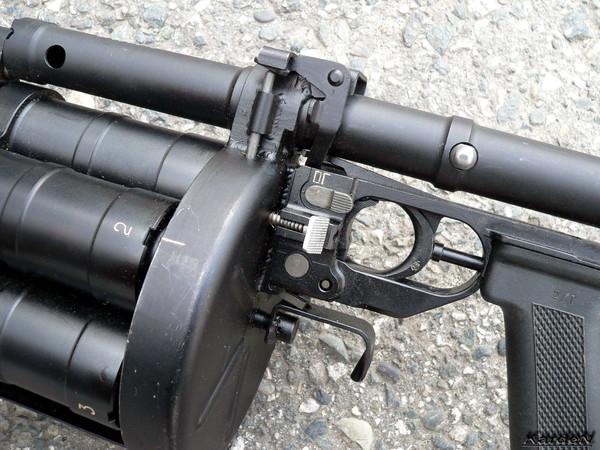 Ручной гранатомет - РГ-6 (6Г30) фото 22