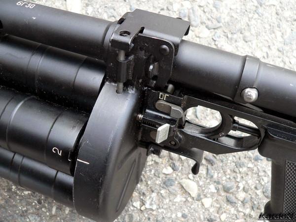 Ручной гранатомет - РГ-6 (6Г30) фото 23