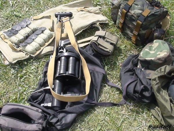 Ручной гранатомет - РГ-6 (6Г30) фото 24