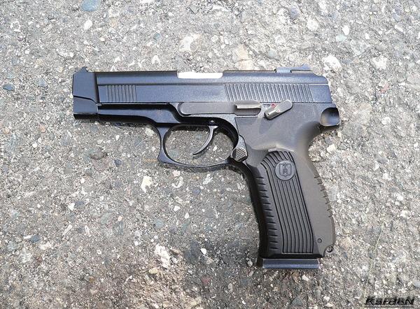 пистолет Ярыгина ПЯ фото-1