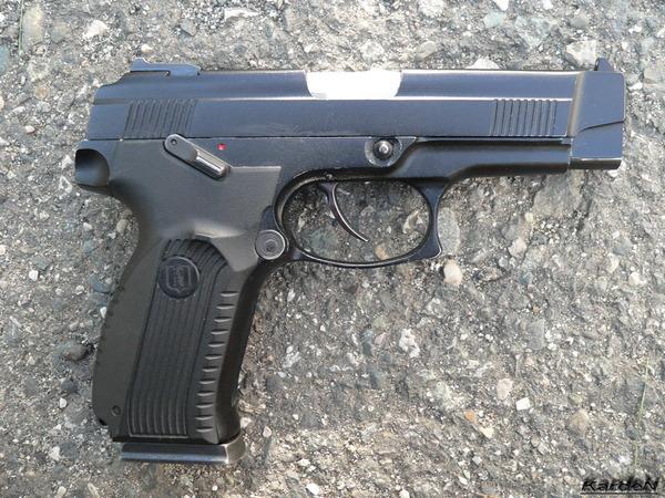 пистолет Ярыгина - ПЯ фото 2