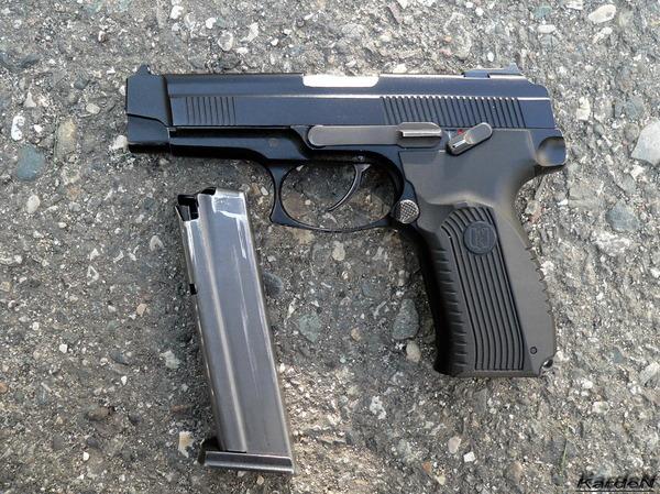 пистолет Ярыгина - ПЯ фото 3