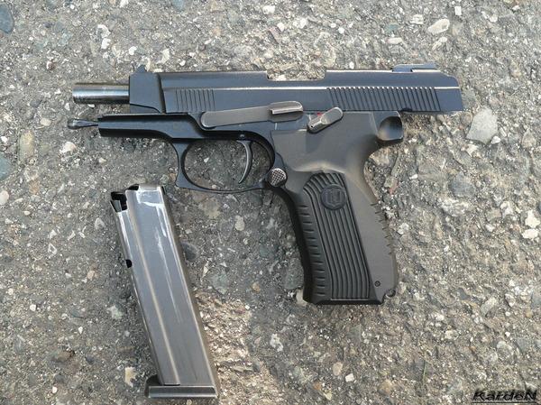 пистолет Ярыгина ПЯ фото 4