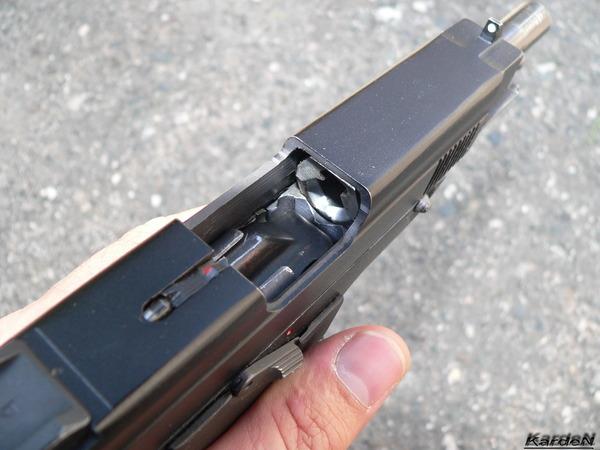 пистолет Ярыгина - ПЯ фото 5