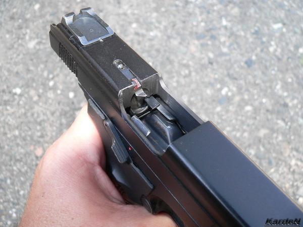 пистолет Ярыгина ПЯ фото 5