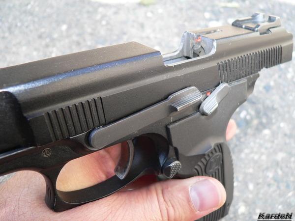 пистолет Ярыгина ПЯ фото 8