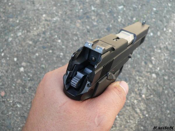 пистолет Ярыгина ПЯ фото 11