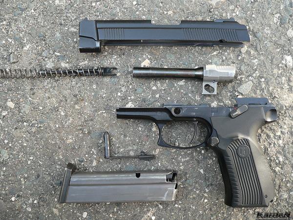 пистолет Ярыгина ПЯ фото-32