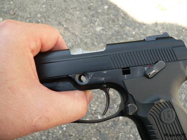 пистолет Ярыгина ПЯ фото 36