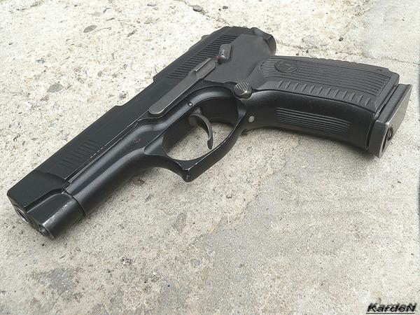пистолет Ярыгина ПЯ фото 37