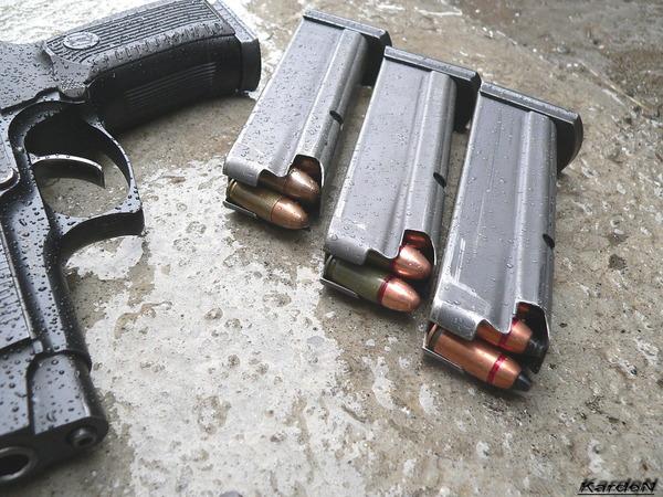 пистолет Ярыгина ПЯ фото-40
