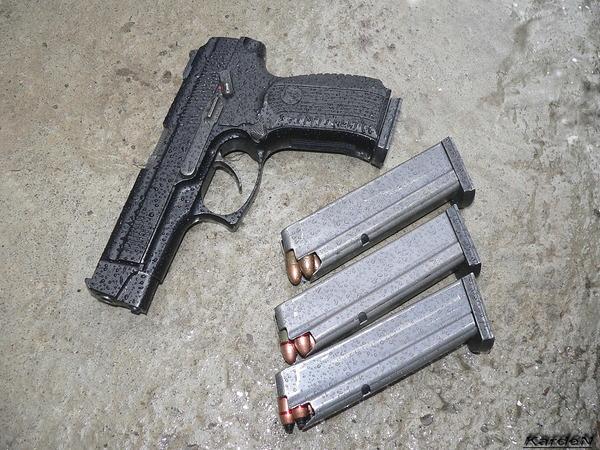 пистолет Ярыгина ПЯ фото 42